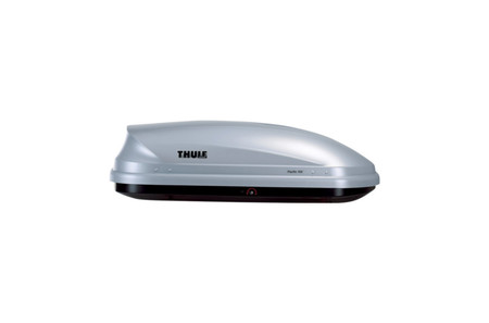 Thule Pacific 100 DS silver grey aeroskin (2012)